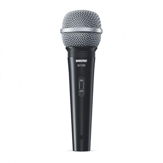 SHURE SV100 - výceúčelový mikrofon