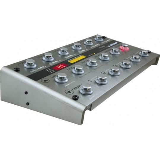TC ELECTRONIC G-System, kytarový multiefekt, 25 efektů