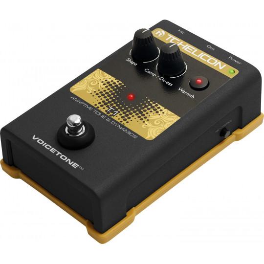 TC ELECTRONIC VoiceTone T1, EQ, kompresor pro zpěv