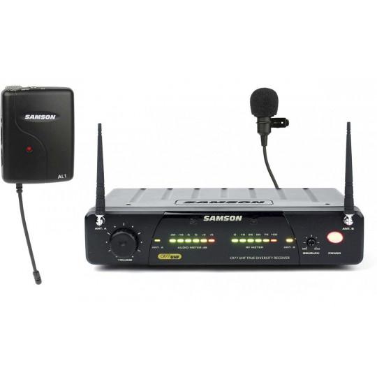 SAMSON SW7ASLL - bezdrátový systém UHF pro řečníky