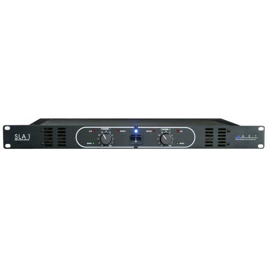 ART SLA-1 - studio lineární zesilovač 2 x 100 W/8 Ohm