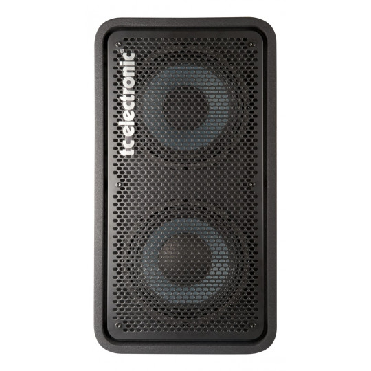 TC ELECTRONIC RS210 - basový reprobox 2x10