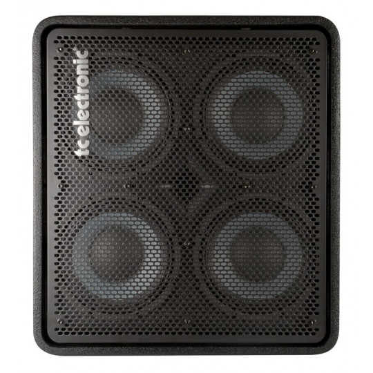 TC ELECTRONIC RS410 - basový reprobox 4x10