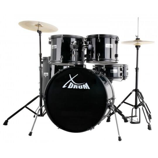 ROOCKIE XDrum Rookie - kompletní bicí souprava