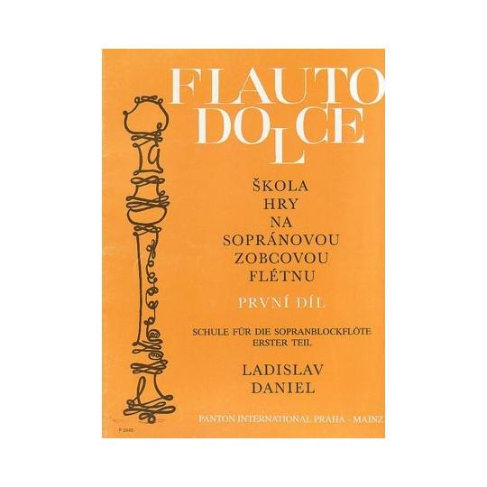 Škola hry na sopran. flétnu I - Ladislav Daniel