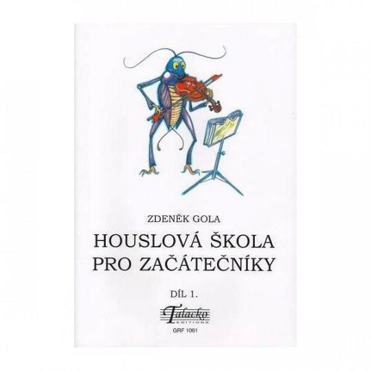Houslová škola 1. - Zdeněk Gola