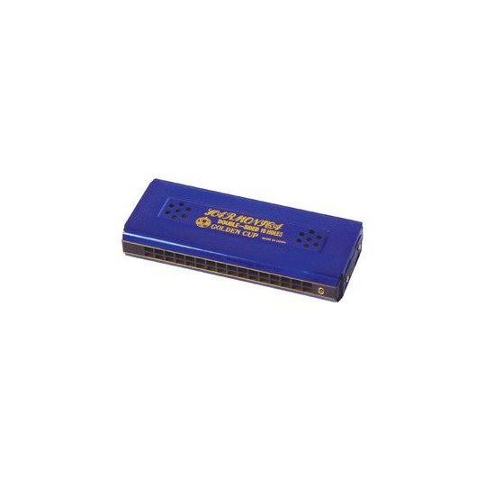 Golden Cup JH 016-2 foukací harmonika