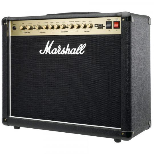 MARSHALL DSL 40C - lampové kombo 40W