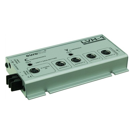 Eurolite LVH-1 S-video distribuční zesilovač