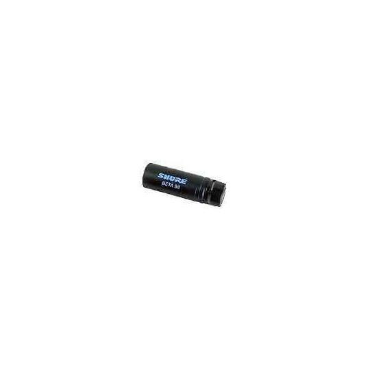SHURE BETA 98/S - kondenzátorový mikrofon miniaturní