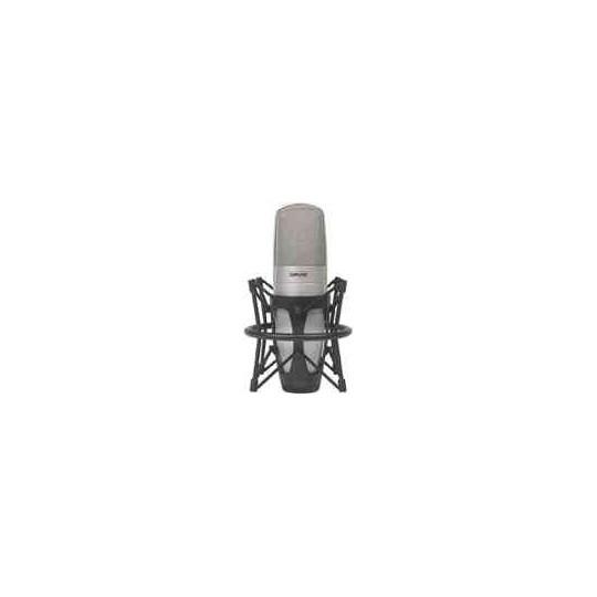 SHURE KSM32/SL - kondenzátorový studiový mikrofon s pavoukem