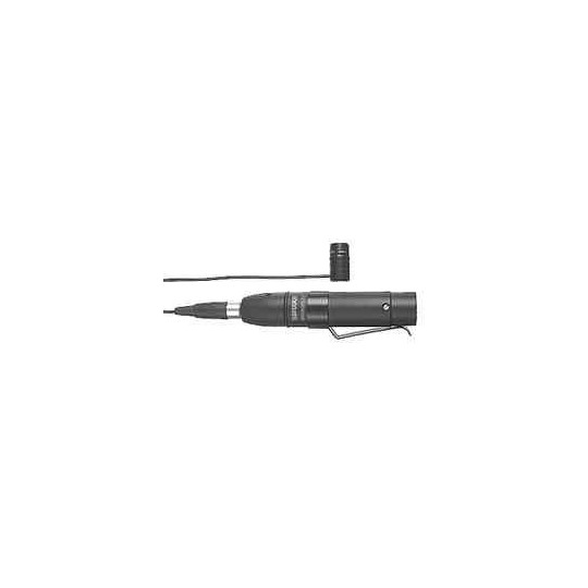SHURE MX184 - miniaturní mikrofon řady Microflex klopový (superkardioda)