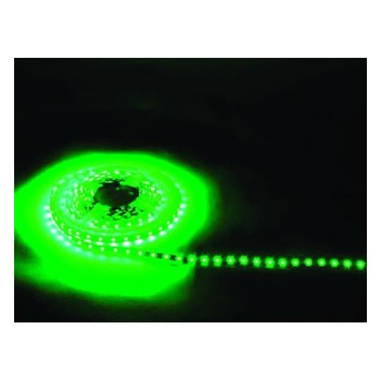 Eurolite LED páska, 5 m 300 LED, zelená