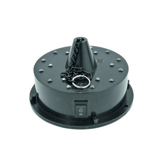 Motor pro zrcadlovou kouli s LED diodami