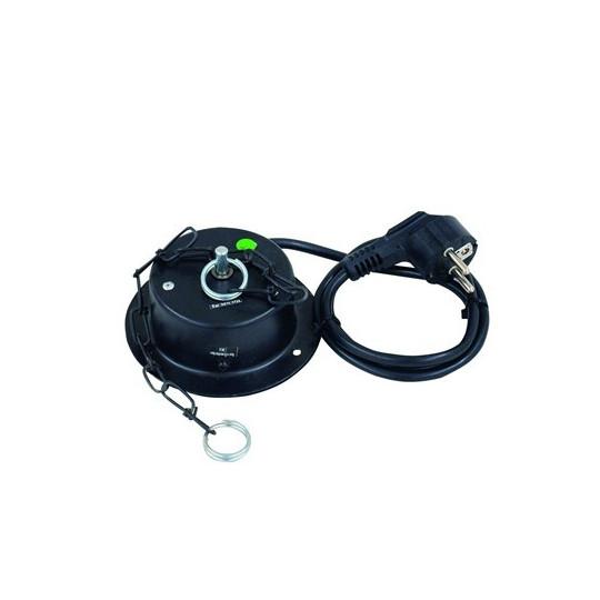 Motorek 1,5 Ot/min, pro koule do 30 cm, s přívodním kabelem