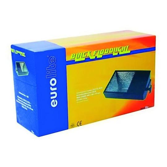Eurolite UV Black Floodlight 250