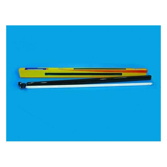 UV zářivka slim 120cm Set, bílé těleso