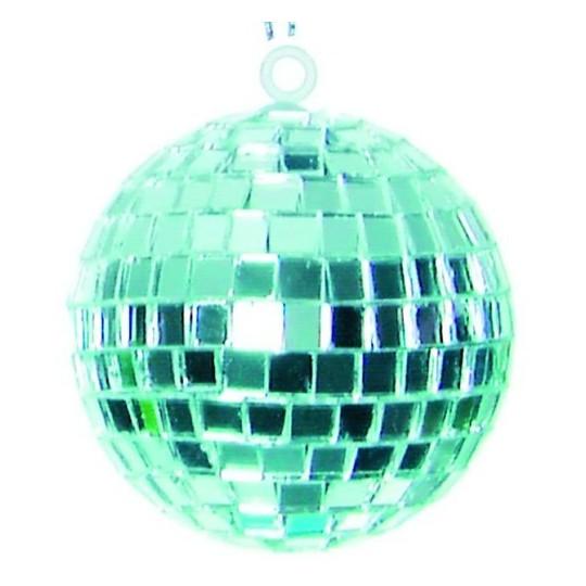 Zrcadlová koule 5cm v barevném kartonu