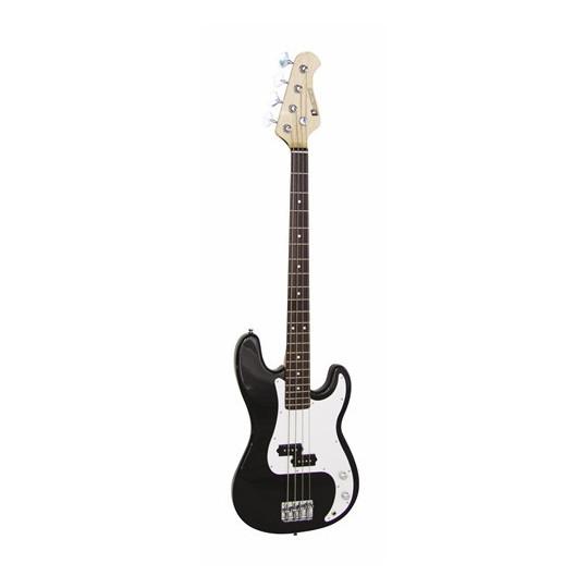 Dimavery PB-320 E-Bass, černý