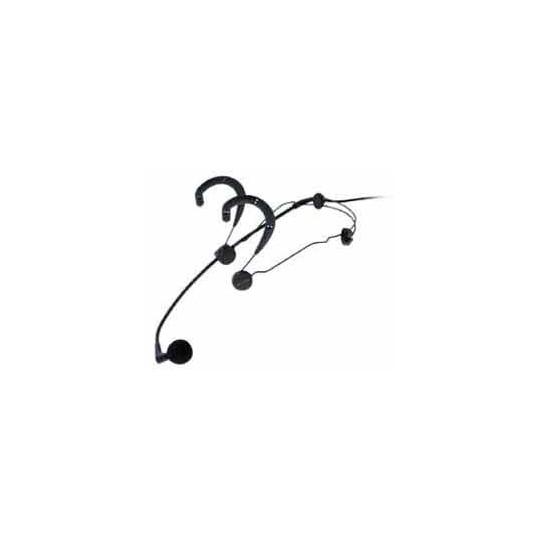SHURE WBH54B - náhlavní mikrofon BETA 54 pro bezdrátové systémy (černá barva)