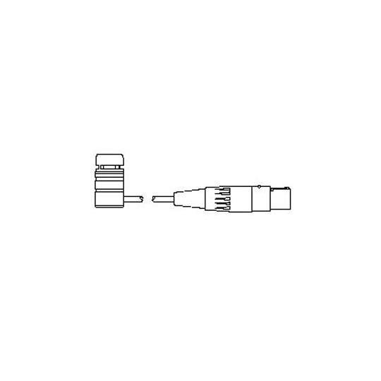 SHURE WL184 - kondenzátorový mikrofon klopový