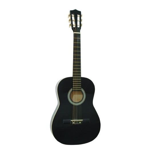 Dimavery AC-300 klasická kytara 3/4, černá