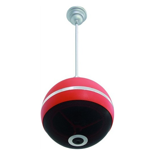 Omnitronic WPC-5R, červený