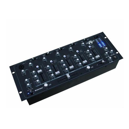 Omnitronic EMX-5, 5-kanálový mix