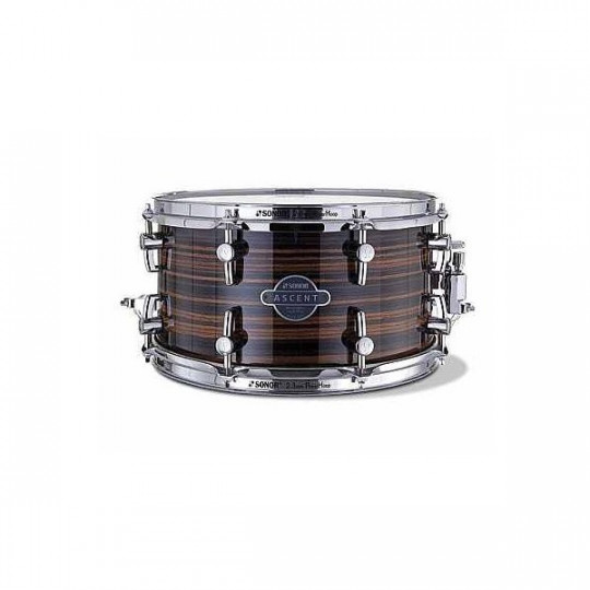 "Sonor Ascent Snare 14"" x 6,5"" Ebony Stripes"