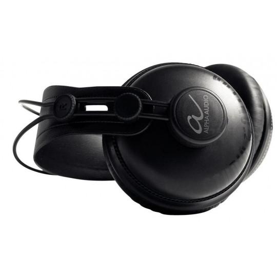 Sluchátka Alpha Audio HP three close