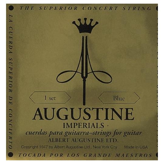 Augustine struny pro klasickou kytaru Černá sada