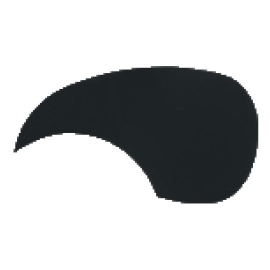 Úderová deska Fire&Stone Chránič krytu Černá