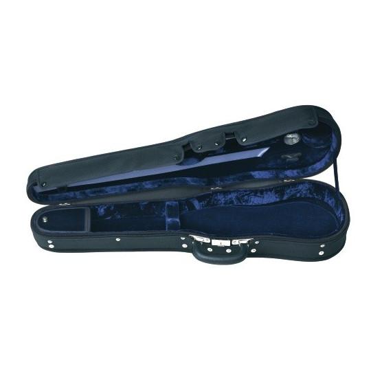 Gewa Tvarové pouzdro pro housle Liuteria Maestro 4/4 modrý plyš