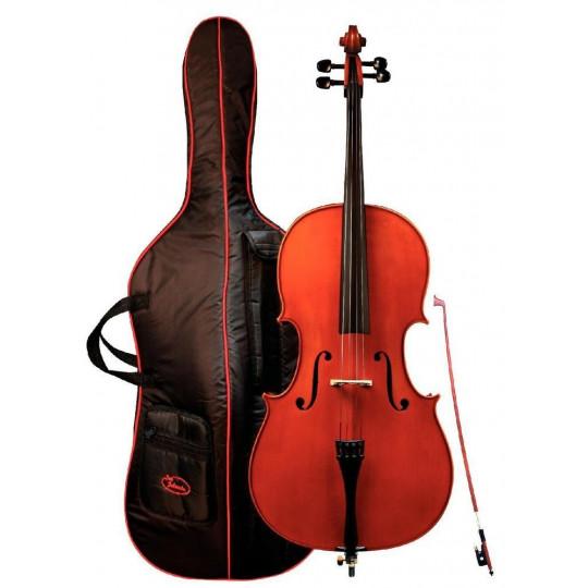 Gewa Cello – garnitura Ideale 4/4