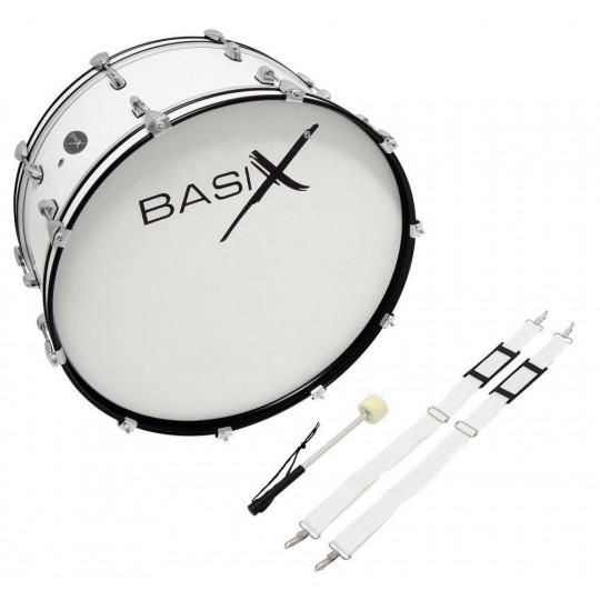 GEWApure Marching Bas Drum BASIX 24x10´´
