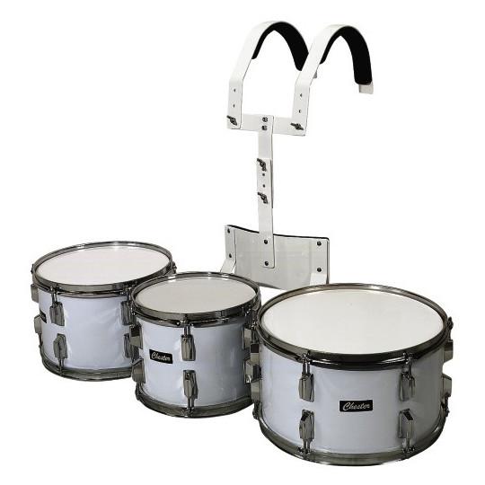 GEWApure Marching Drum Set Chester JB 1