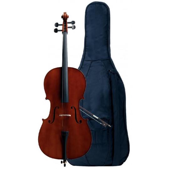 GEWApure Cello – garnitura HW 1/8 hratelné provedení z dílna GEWA