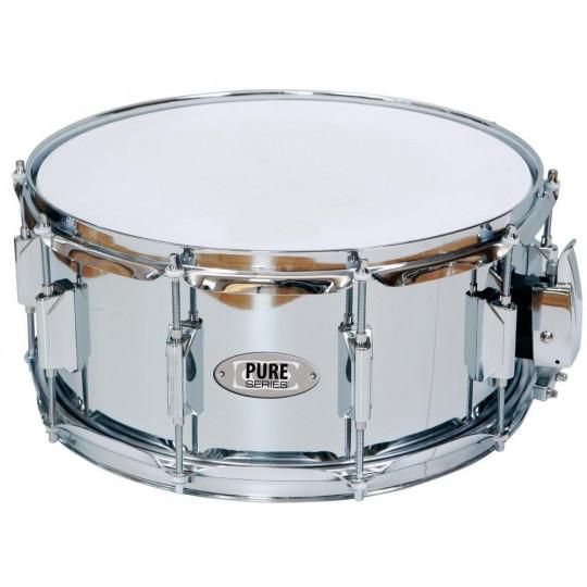 """GEWApure Snare drum DC Ocel 14x6,5"""""""