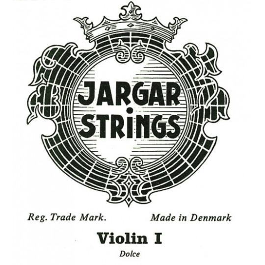 Jargar struny pro housle Medium E ocel;