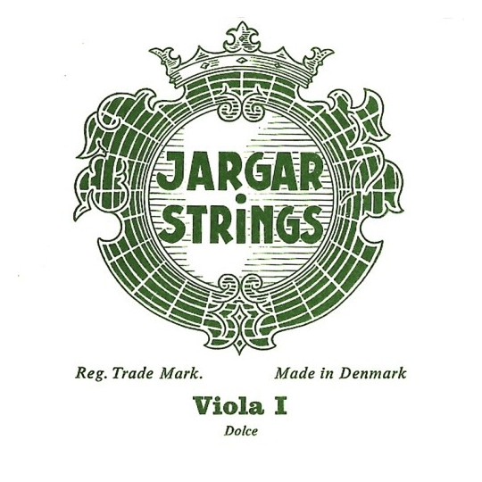 Jargar struny pro violu Medium A chromová ocel;