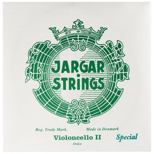 "Jargar struny pro čelo Dolce D ""Special"" II;"