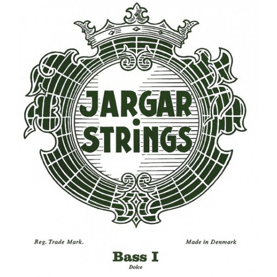 Jargar struny pro kontrabas Forte G chrome steel I;
