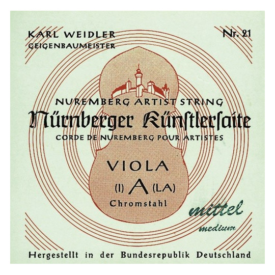 Nürnberger struny pro violu Maestro Sada