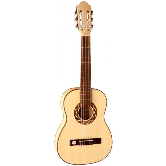 Koncertní kytara Pro Natura Silver 1/2 velikost