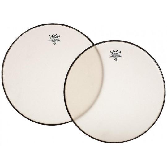 "Remo Ambassador Renaissance Snare drum Resonanz 15"" SA-0015-SS"