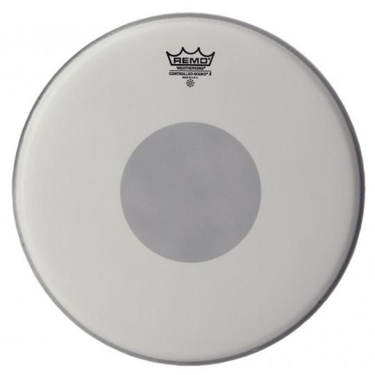 """Remo Controlled Sound X Bílá, zdrsněná 13"""" Cx-0113-10"""