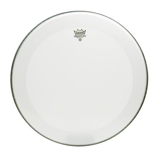 "Remo Powerstroke 3 Bílá, bass drum 24"" P3-1224-C1"