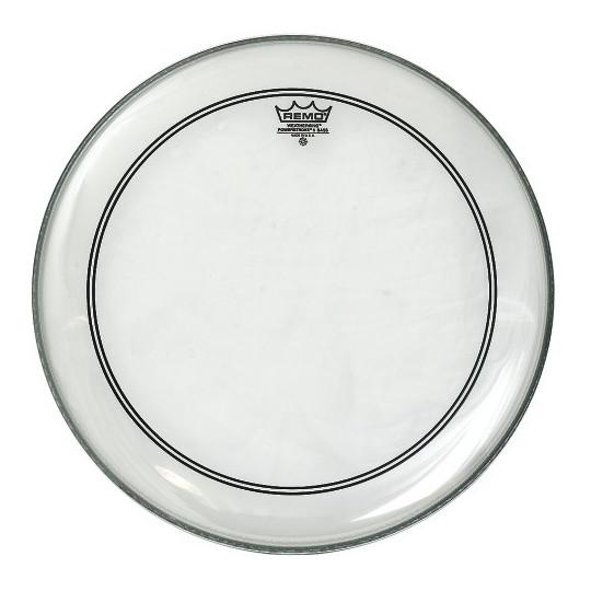 "Remo Powerstroke 3 Transparentní Bass drum 24"" P3-1324-C2"