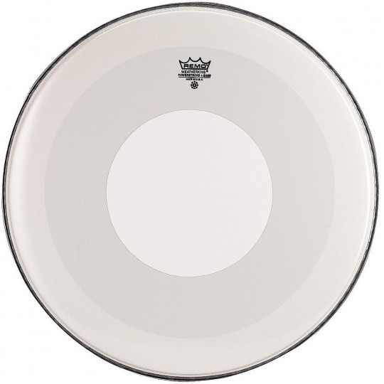 "Remo Powerstroke 4 Bílá, bass drum 24"" P4-1224-C0"