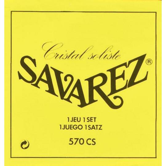 Savarez struny pro klasickou kytaru Alliance Cristal Sada